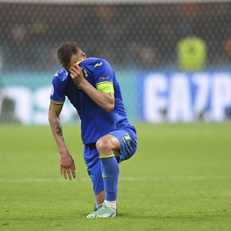 Конфликт в сборной Украины: Ярмоленко после поражения на Евро-2020 высказал претензии одному из партнеров