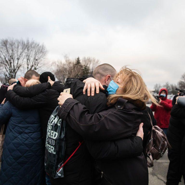 Не було впевненості, що їх випустять вчасно: подробиці про повернення українських моряків з в'язниці Лівії