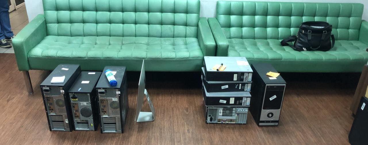 """Правоохранители заявили о закрытии букмекерской компании """"Фаворит спорт"""""""