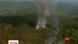 Лесные пожары на Аляске разрушили уже почти полсотни жилых домов