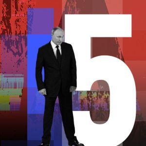 """П'ять цілей Путіна: зберегти """"Північний потік-2"""" і """"відрізати"""" Україну від моря"""