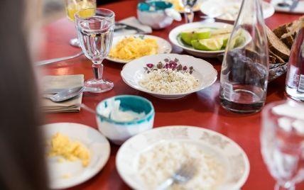 Известный кулинар Клопотенко разработал новое школьное меню и накормил блюдами Зеленскую, Ляшко и детей