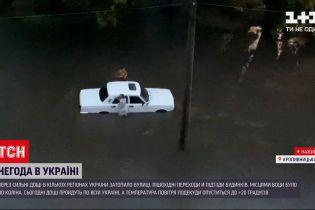 Новости Украины: в Кропивницкому продолжают ликвидировать последствия непогоды