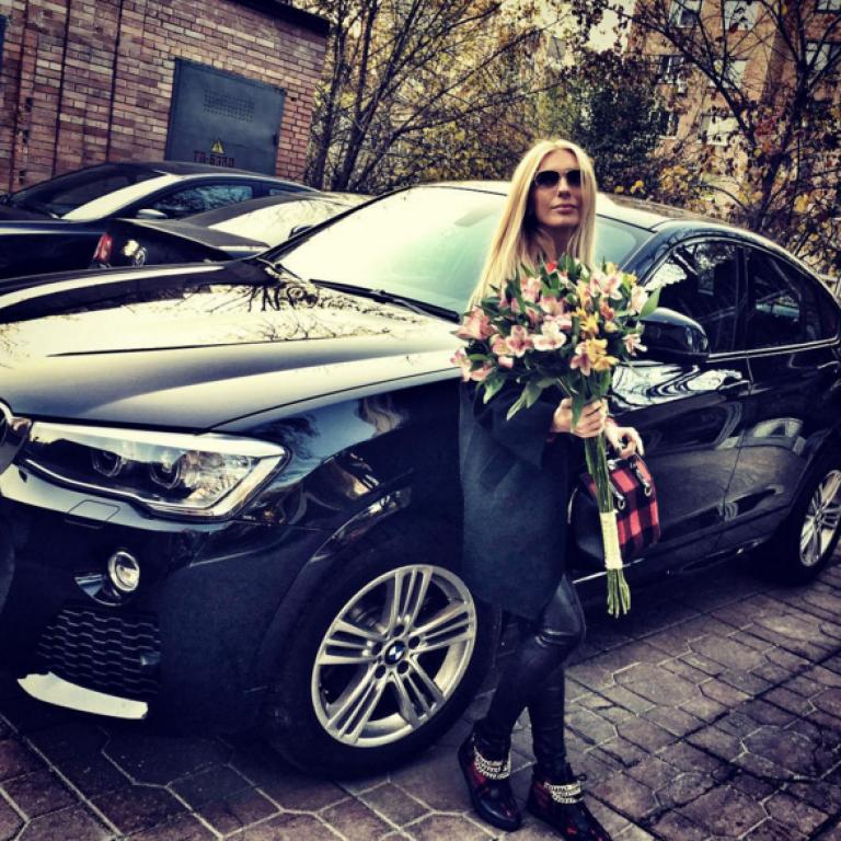 У резонансній аварії із BMW на Кільцевій постраждала донька скандального сепаратиста
