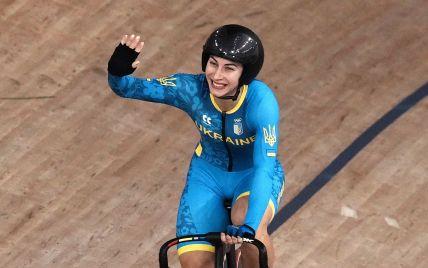 """Новая медаль на Олимпиаде: украинская велосипедистка Старикова выиграла """"серебро"""" в спринте"""