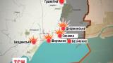За ночь боевики почти 30 раз обстреляли позиции украинских военных и населенные пункты