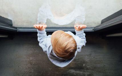 Четыре дня был в медикаментозном сне: как чувствует себя годовалый ребенок, который выпал с 6 этажа в Кременчуге
