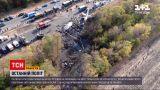 Новости Украины: проходит год после трагедии с самолетом около Чугуева, где погибли 26 человек