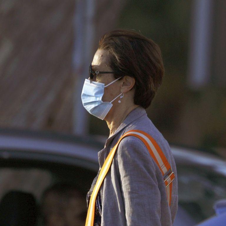 Інфекціоністка Голубовська пояснила, як уникнути дискомфорту під час носіння маски