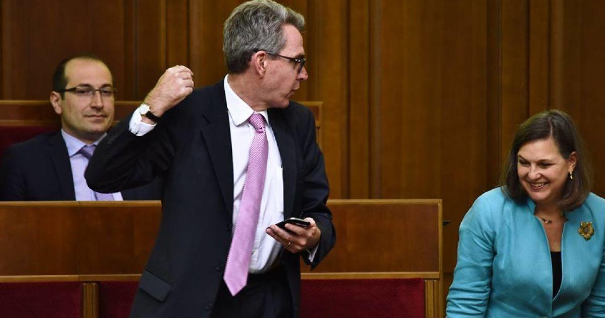 У парламенті сьогодні був напружений день / © facebook.com/Богдан Бортаков