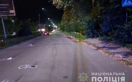 Тело отбросило на несколько метров, а вещи по всей дороге: в Тернополе сбили насмерть 28-летнюю девушку