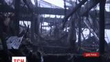 Територія Донецького аеропорту під вогнем української армії