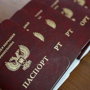 """Все меньше жителей """"ЛДНР"""" желающих получить """"паспорта"""" - Тымчук"""