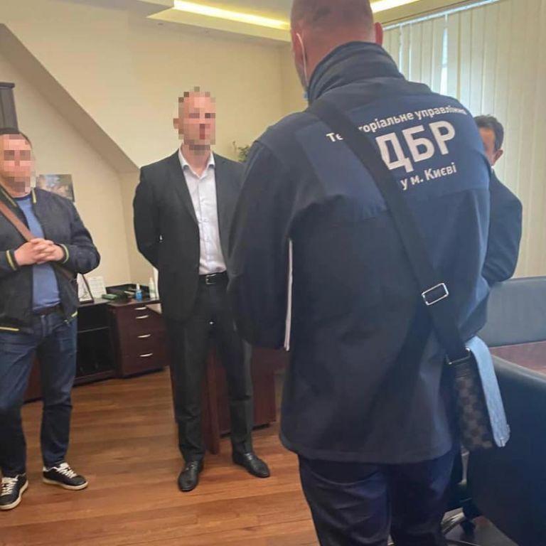 Прокуратура пришла с обысками в офисы Жилинвестстроя и Киевского бюро технической инвентаризации