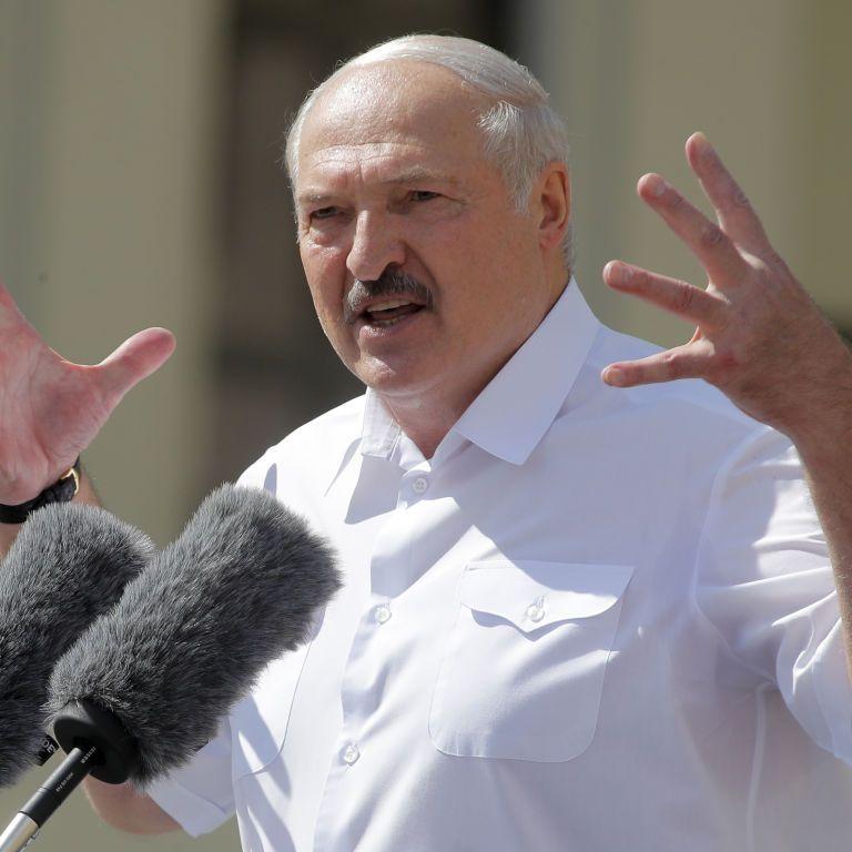 Новые санкции ЕС против режима Лукашенко будут касаться более 70 человек — Bloomberg