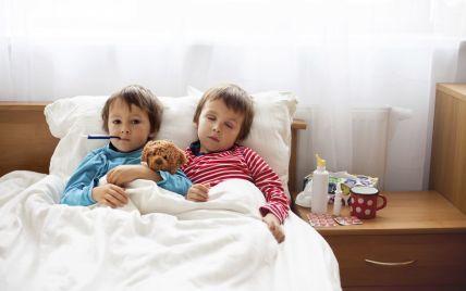 Дети болеют один за другим: как маме не сойти с ума
