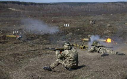 """Силы АТО отбили три атаки диверсантов под Донецком, а в районе Березового работали вражеские """"Грады"""""""