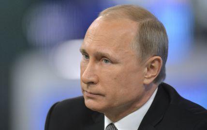 Путин не стал отрицать поставок военной техники боевикам на Донбассе