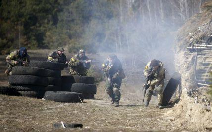 Между Крымским и оккупированными Сокольниками идут жесткие бои