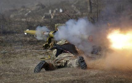 Бойцы АТО объяснили причины наступления боевиков на Марьинку