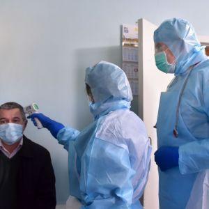 Более 5 тысяч медиков заболели коронавирусом в Украине
