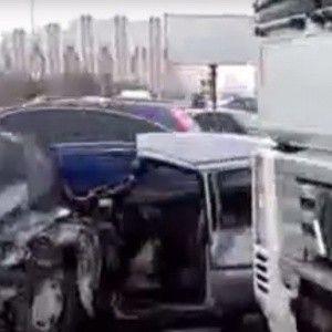 Водій фури назвав шоком смертельну ДТП на Дарницькому шосе в Києві