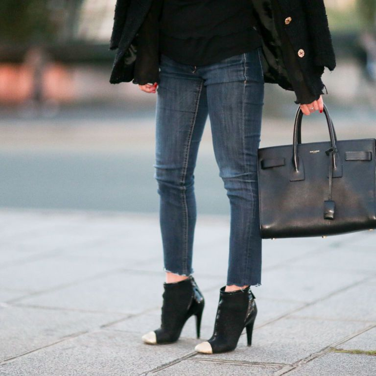 Модные джинсы: новинки сезона