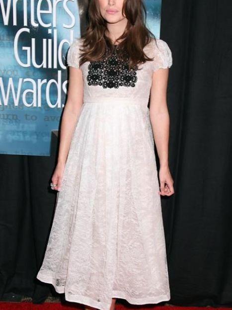 Кира Найтли на Writers Guild Awards L.A / © Getty Images/Fotobank