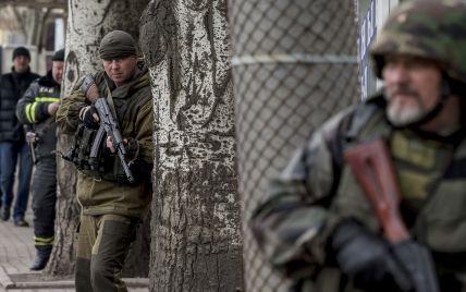 На Луганщине боевики расстреляли медицинское авто украинских военных
