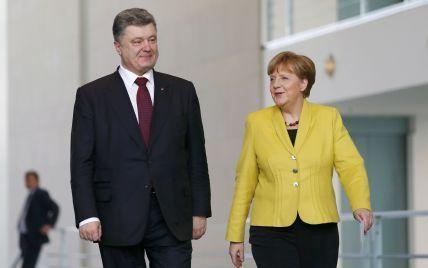 Порошенко надеется, что лидеры G7 поддержат Украину