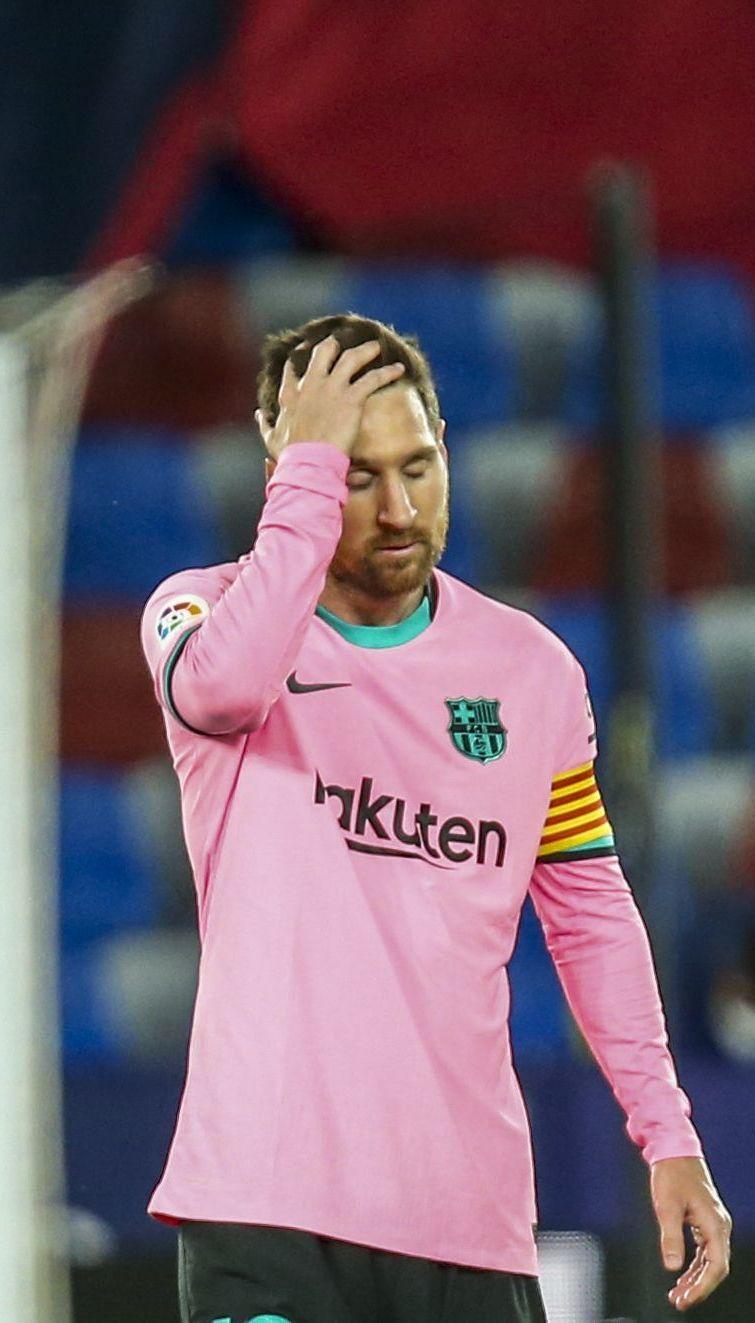 """Ситуация изменилась: Месси хочет остаться в """"Барселоне"""", семья подталкивает Лео к переходу в другой клуб"""