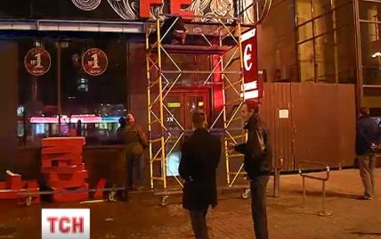 Киевская мэрия судится с городским советом профсоюзов из-за скандального кафе на Майдане