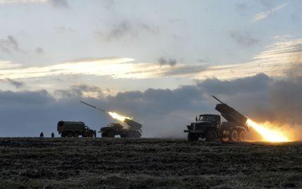 """Ночь в зоне АТО: боевики били из """"Градов"""" и гранатометов"""