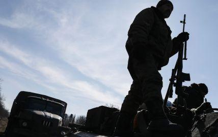 Во время жестких боев в Крымском боевики ранили 29-летнего бойца Нацгвардии