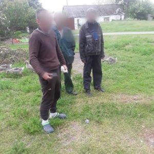 Разозлил лай собаки: в Киевской области мужчина устроил стрельбу и ранил односельчан (фото)