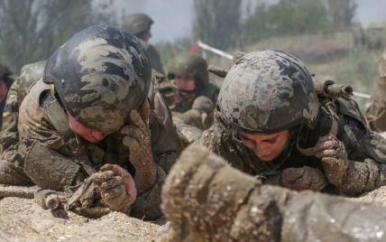 В течение суток бои на Востоке продолжались вдоль всей линии соприкосновения, военные ликвидировали одного оккупанта