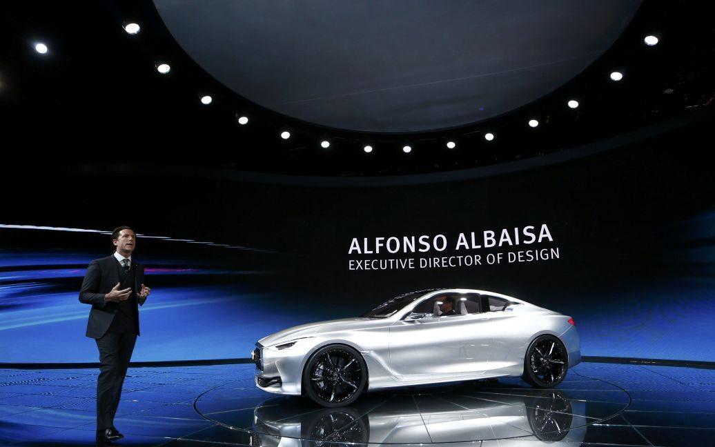 В Детройте открылось первое в этом году автошоу / © Reuters