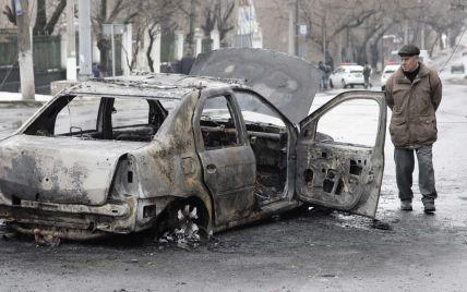 Лавров уже встиг звинуватити сили АТО у ранковому вбивстві жителів Донецька