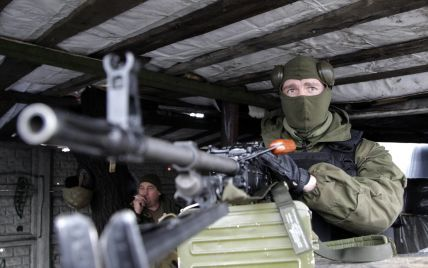 """Бойовики всю ніч обстрілювали сили АТО з """"Градів"""", артилерії  та мінометів"""