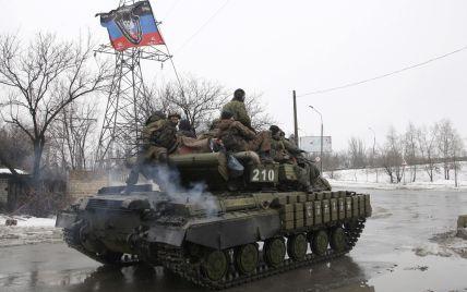 """Бойовики накривали снарядами """"Градів"""" Дебальцеве, ситуація складна"""