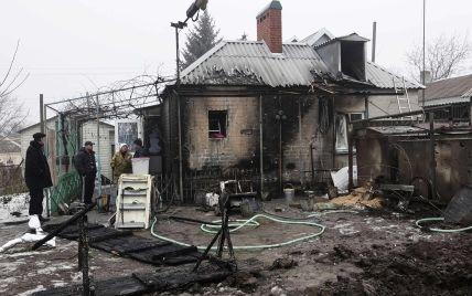 На Донеччині через обстріли за добу загинули шестеро людей, понад півсотні постраждали