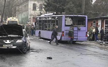 Бойовики обстріляли зупинку у Донецьку з міномета на вантажівці - прокуратура