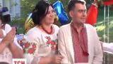 В военном госпитале Одессы поженились боец АТО и его невеста