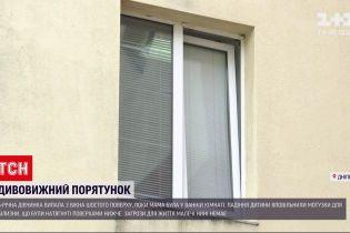 Новини України: у Дніпрі 5-річна дівчинка вижила після падіння з 6 поверху