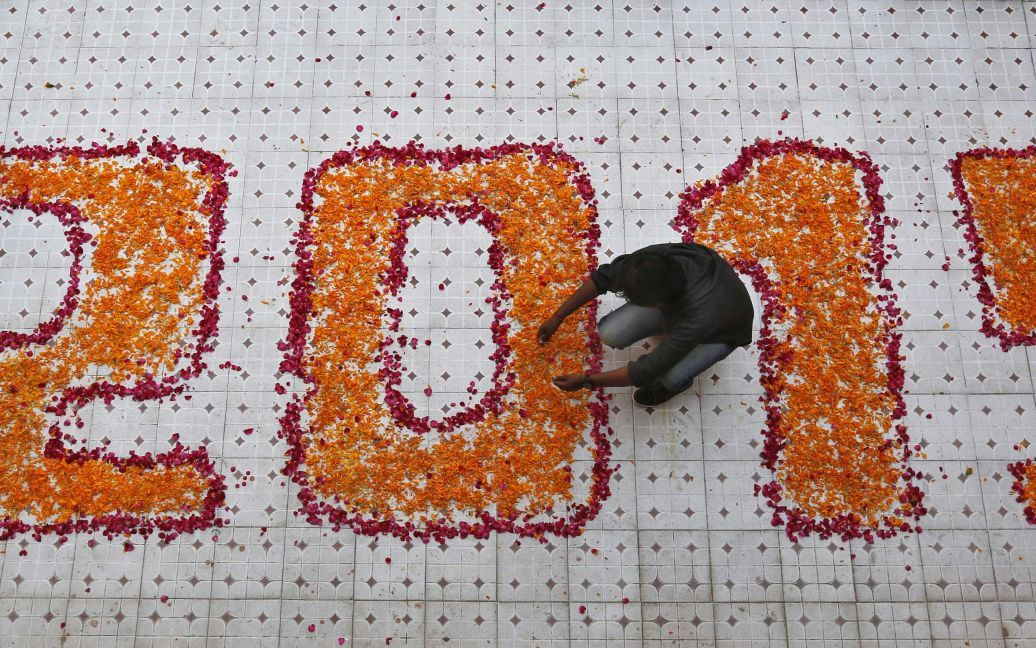 Святкування Нового року в Індії. / © Reuters