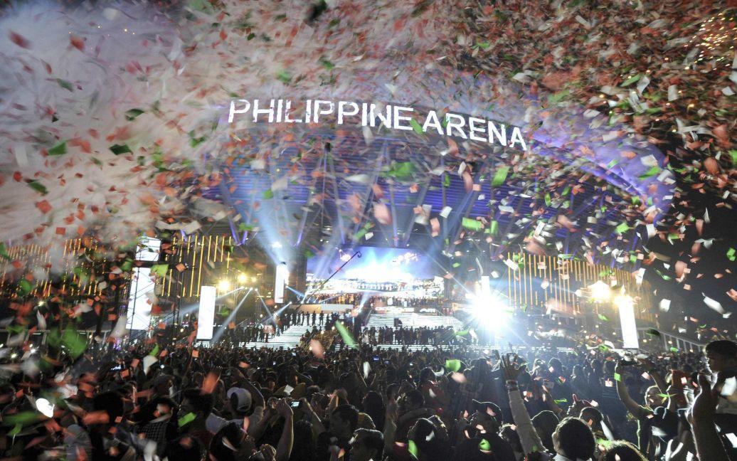 Святкування Нового року на Філіппінах. / © Reuters