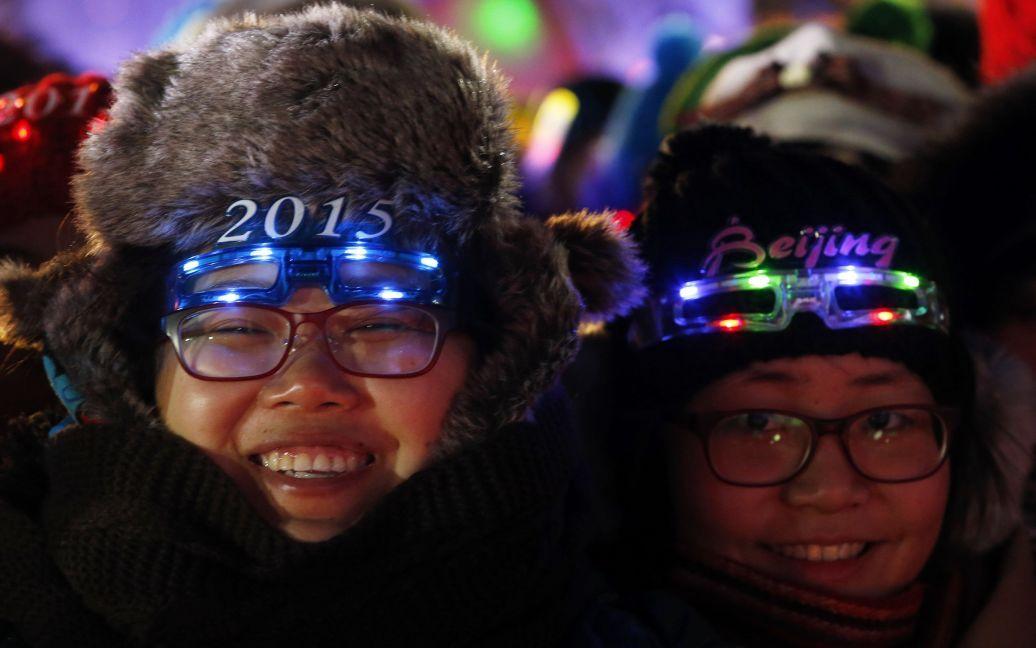 Святкування Нового року в Пекіні, Китай. / © Reuters