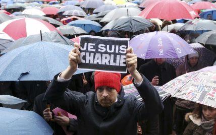 Редакція Charlie Hebdo не припинятиме роботу, незважаючи на кривавий теракт
