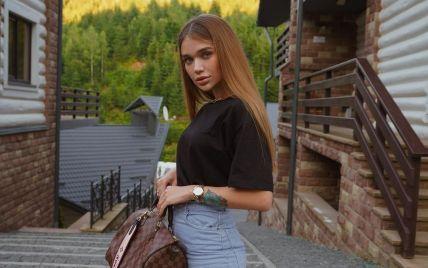 Саша Пустовит после объявления о разводе отправилась отдыхать в Буковель
