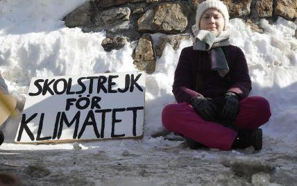 Шведську школярку висунули на Нобелівську премію – вона бойкотувала навчання через глобальне потепління